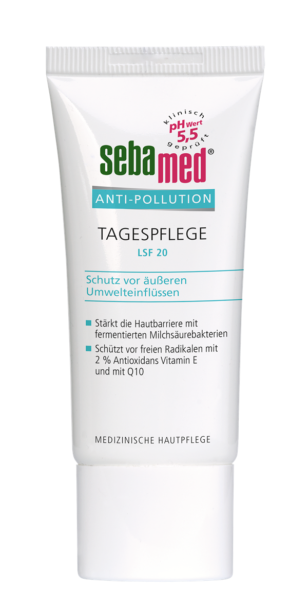 sebamed Anti-Pollution Tagespflege (40 ml): UVP 9,99 Euro